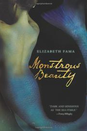 Cover art for MONSTROUS BEAUTY