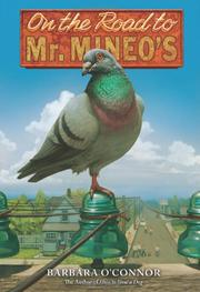 Book Cover for ON THE ROAD TO MR. MINEO'S