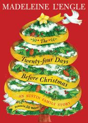 Cover art for THE TWENTY-FOUR DAYS BEFORE CHRISTMAS