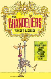 Book Cover for THE CHANDELIERS