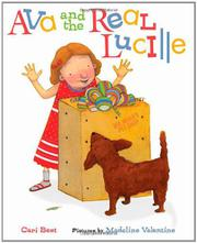 Book Cover for AVA AND THE REAL LUCILLE