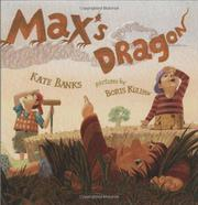 Book Cover for MAX'S DRAGON