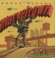 Cover art for MARVELTOWN