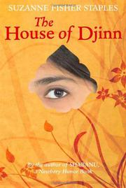 Book Cover for THE HOUSE OF DJINN