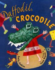 Book Cover for DAFFODIL, CROCODILE