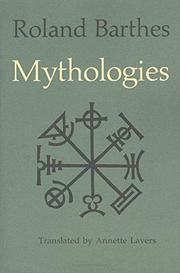 Book Cover for MYTHOLOGIES
