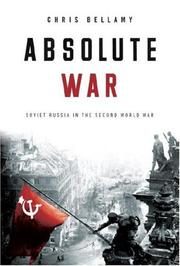 Cover art for ABSOLUTE WAR