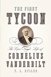 Book Cover for THE FIRST TYCOON
