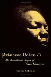 Book Cover for PRINCESS NOIRE