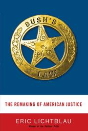 Cover art for BUSH'S LAW