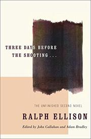 Cover art for THREE DAYS BEFORE THE SHOOTING