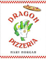 Book Cover for DRAGON PIZZERIA