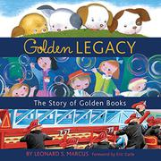 Book Cover for GOLDEN LEGACY