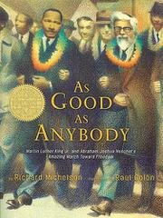 Book Cover for AS GOOD AS ANYBODY
