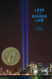 Book Cover for LOVE IS THE HIGHER LAW