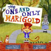 Cover art for THE ONE AND ONLY MARIGOLD