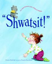 Book Cover for SHWATSIT!