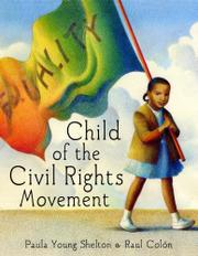 Book Cover for CHILD OF THE CIVIL RIGHTS MOVEMENT
