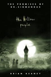Cover art for THE HOLLOW PEOPLE