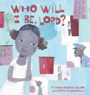 Book Cover for WHO WILL I BE, LORD?