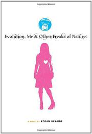 Cover art for EVOLUTION, ME & OTHER FREAKS OF NATURE