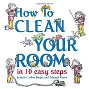 Cover art for HOW TO CLEAN YOUR ROOM IN 10 EASY STEPS