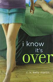 Book Cover for I KNOW IT'S OVER