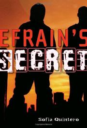 Cover art for EFRAIN'S SECRET