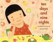Cover art for TEN DAYS AND NINE NIGHTS