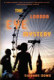 Cover art for THE LONDON EYE MYSTERY
