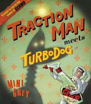 Book Cover for TRACTION MAN MEETS TURBODOG