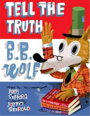 Book Cover for TELL THE TRUTH, B.B. WOLF