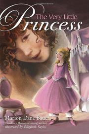Book Cover for THE VERY LITTLE PRINCESS