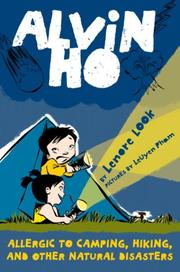 Book Cover for ALVIN HO