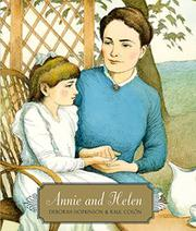 Cover art for ANNIE AND HELEN