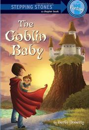 Cover art for THE GOBLIN BABY