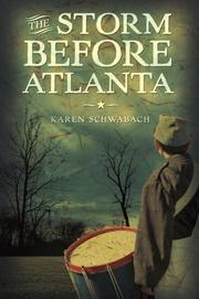 Cover art for THE STORM BEFORE ATLANTA