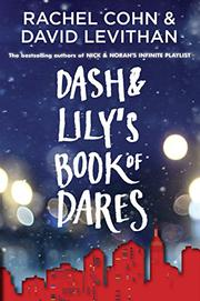 Cover art for DASH & LILY'S BOOK OF DARES