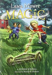 Book Cover for LAWN MOWER MAGIC