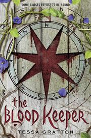 Cover art for THE BLOOD KEEPER