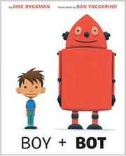 Cover art for BOY + BOT