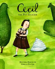 Book Cover for CECIL THE PET GLACIER