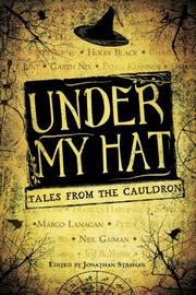 Book Cover for UNDER MY HAT