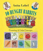 Book Cover for 10 HUNGRY RABBITS