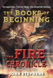 Cover art for THE FIRE CHRONICLE