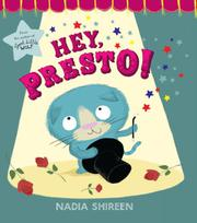 Cover art for HEY, PRESTO!