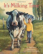 Book Cover for IT'S MILKING TIME