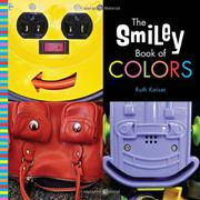 Cover art for THE SMILEY BOOK OF COLORS