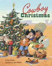 Cover art for COWBOY CHRISTMAS