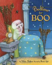 Book Cover for BEDTIME FOR BOO